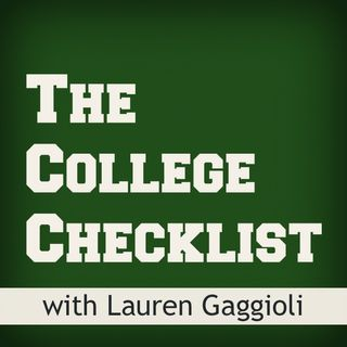 The College Checklist Podcast: College Admissions, Financial Aid, Scholarships, Test Prep, and more.