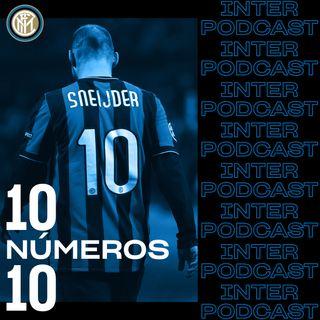 10 Números 10 - Wesley Sneijder