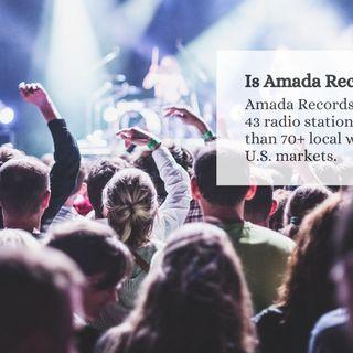 Is Amada Records Legit