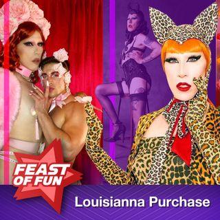 FOF #2800 – Dragula's Louisianna Purchase is Reborn