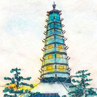 8 Bao'en Temple (大报恩寺) HSK 1 (Elementary Chinese 1)