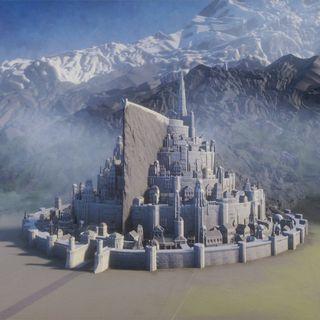 27. Minas Tirith
