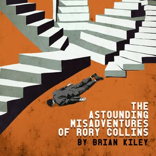 HOPress HumorOutcasts Radio Brian Kiley - The Astounding Misadventures of Rory Collins