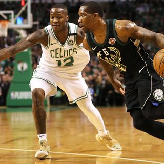 Terry Rozier, Eric Bledsoe Engage In Classic NBA #PettyWarz