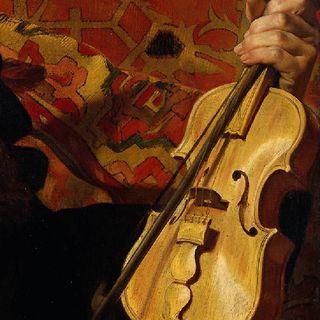Episodio 7 - MARIA MESSINA // Il Violino Di Sandro