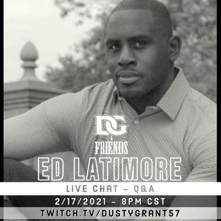 Episode 16 - Ed Latimore
