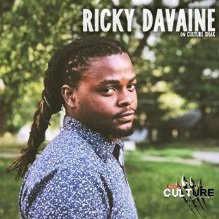 "Ricky Davaine | ""DEPRESSION & LOVE"" 