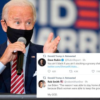 Why is Facebook Fact-Checking Joe Biden's Racism