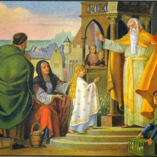 Presentación de la Virgen María