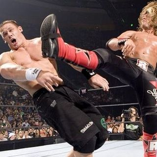 WWE Rivalries: Edge vs John Cena