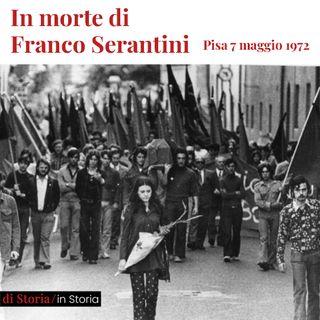 In morte di Franco Serantini