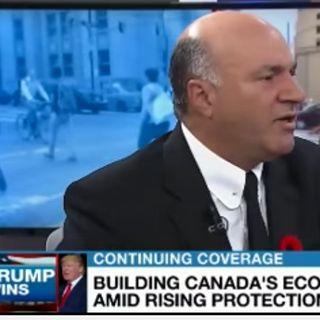 Morning Minute O'Leary_ Trump vs Trudeau is like Godzilla vs Bambi Dec 14