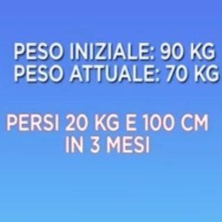 DANIELA VEGLIO 🔥 PERSI 20 KG E 100 CM IN 3 MESI! 💪 DIMAGRIRE CON VIVERESNELLA