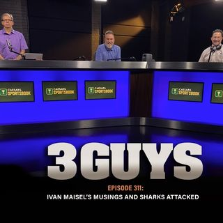 WVU Football - Maisel's Musings And Sharks Attacked (Episode 311)