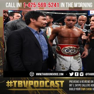 ☎️Arum: Pacquiao Shouldn't Take Fight With Spence; 😳Can Get Hurt❓
