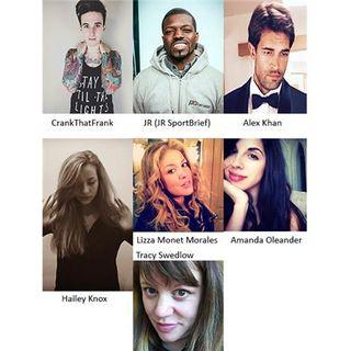 "Radio [itvt]: ""The Stars of Live Social Broadcasting"" at TVOT NYC 2015"