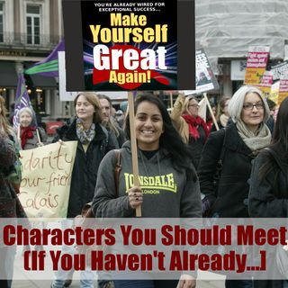 Mindset: Characters You Should Meet – If You Haven't Already.