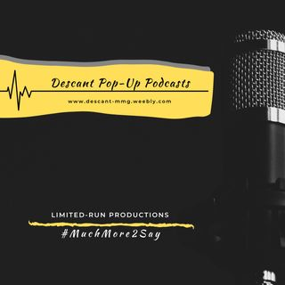 Descant Pop-Up Podcasts