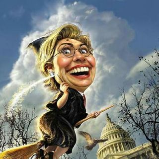 "Hillary's ""Shadow Government"" Buried Email Scandal +"
