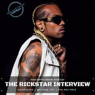 The Rickstar Interview.