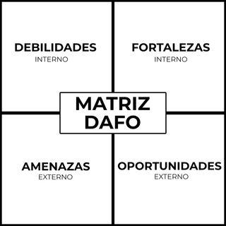 24 La matriz DAFO