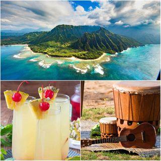 Las islas volcánicas de Hawaii
