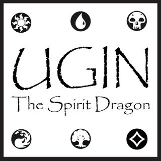 Ugin, The Spirt Dragon