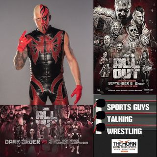Dustin Rhodes AEW All Out 9-1-2020