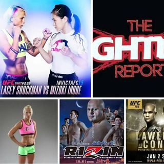 Fightlete Report January 5th