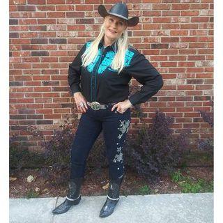 Cowboy-Lone On ITNS Radio