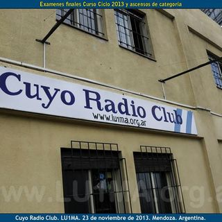 Voces del Radio Club - LU1MA