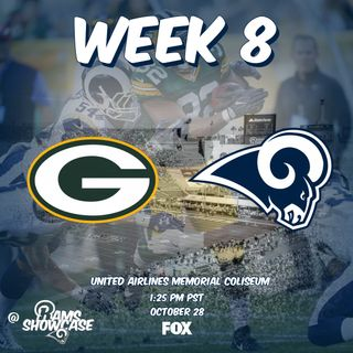 Rams Showcase - Week 8 - Packers @ Rams