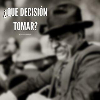 Buenas decisiones