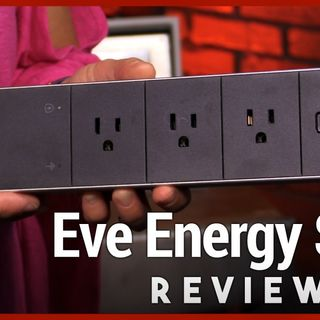 Eve Energy Strip Review