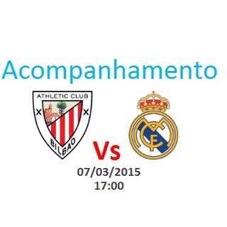 Espanha - Bilbao vs Real Madrid