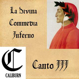 Inferno - canto III - Lettura e commento