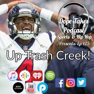 Up Trash Creek!