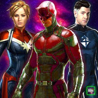 Marvelflix T2-P17 - Daredevil, Capitana Marvel, Los 4 Fantasticos y mas vueltas a Marvel Studios.