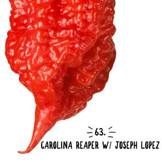 63. Carolina Reaper with Joseph Lopez