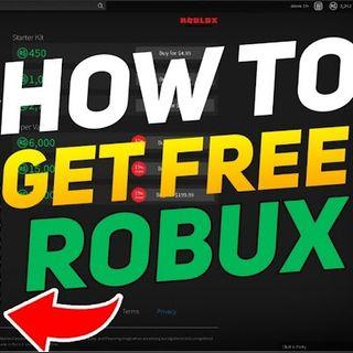 Free Robux No Verify 2021