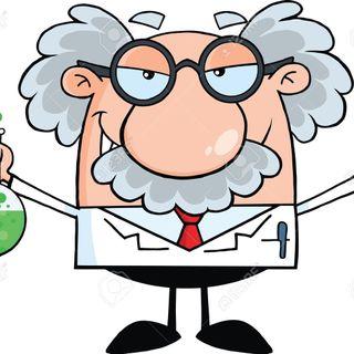 Las personas que hacen ciencias.
