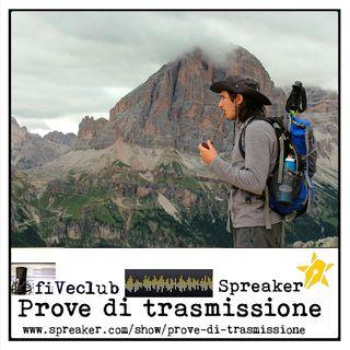 Prove di Trasmissione - Ospite Eugenio Griffoni