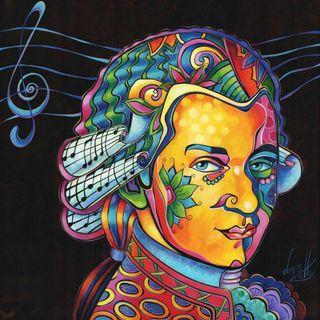 Mozart al desayuno