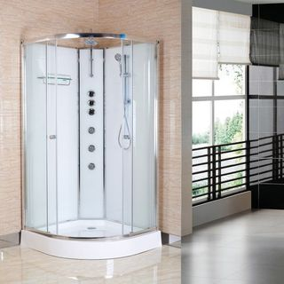 Know about the usefulness of quadrant shower enclosure