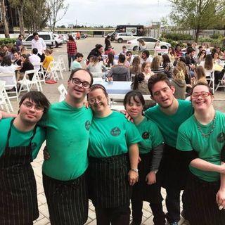 Los Perejiles: la pizzería de cuatro amigos con Síndrome de Down