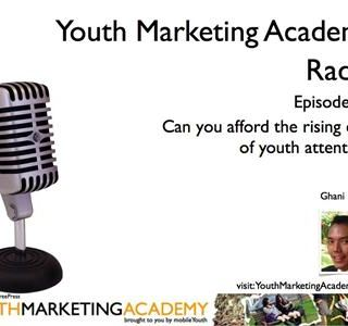 Can you afford the rising cost of youth attention?