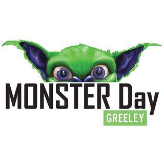 Greeley Monster Day - Amy Dugan, Ed and Marsha Edmunds on Big Blend Radio