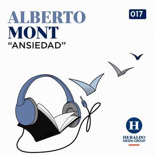Ansiedad, el libro de Alberto Montt que te ayudará a enfrentarla con humor