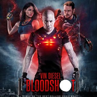 Damn You Hollywood: Bloodshot