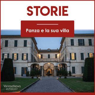 Giuseppe Panza e la sua villa di Biumo